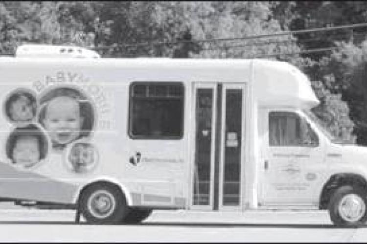 Infant Crisis Services Schedules Local BabyMobile