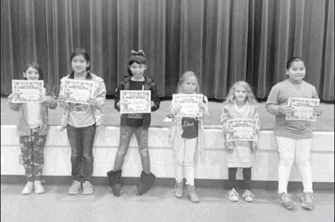 Wilson 2nd Grade Students
