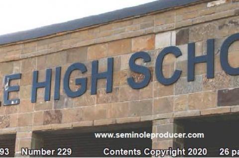 Seminole High School Grand Opening