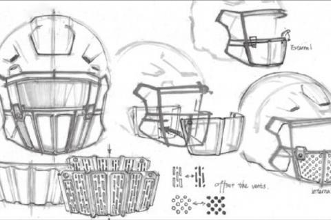 NFL Unveils New Oakley Mouth Shield