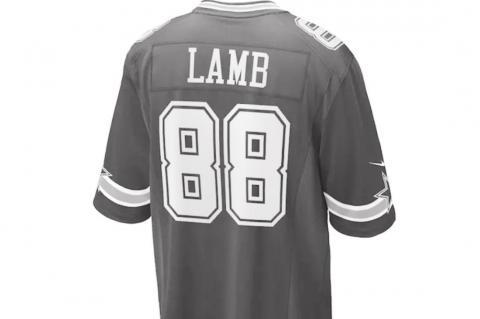 CeeDee Lamb to Wear Historical 88