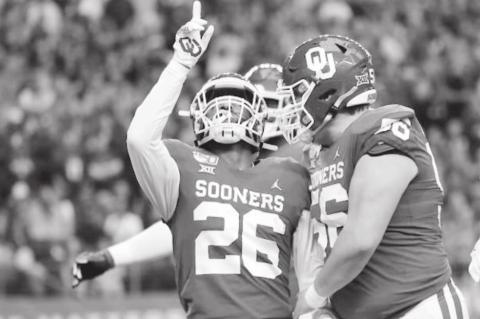 Sooners Have Two Starting Running Back for 2021