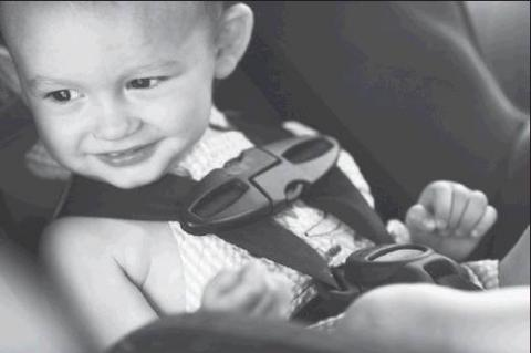 Follow These Child Safety Seat Regulations