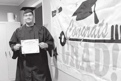 Seminole Nation Adult Education Program Announces Johnson as Fall GED Graduate