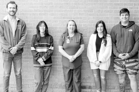 October Students of the Month Recognized at SSC