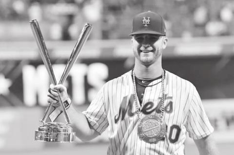 Pete Alonso Wins Back-to-Back Home Run Derby