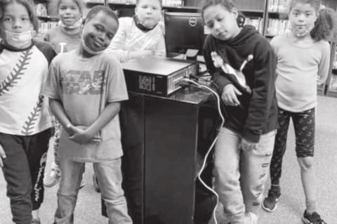 Wewoka third grade
