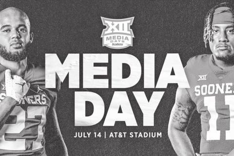 Sooners Respond to Questions at Media Days