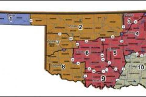 Oklahoma Wildlife Conservation Deer Season