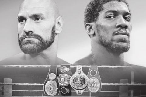 Fury and Joshua Reach a Two Fight Deal