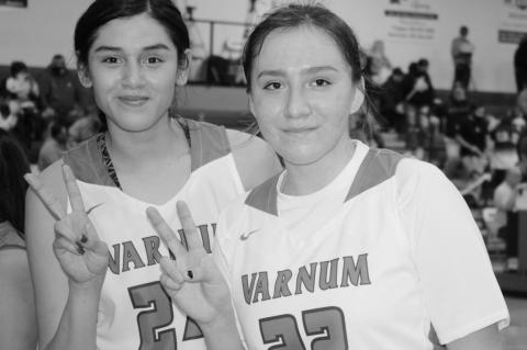 Varnum Lady Whippets