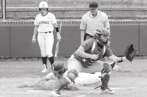 Seminole State Softball Wins Double-Header