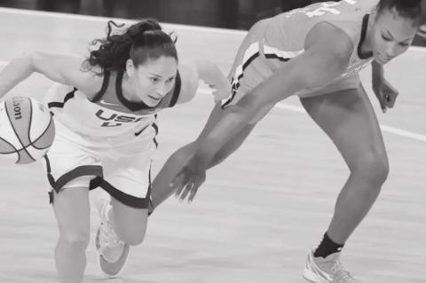 WNBA Beats Team USA 93-85 on Wednesday