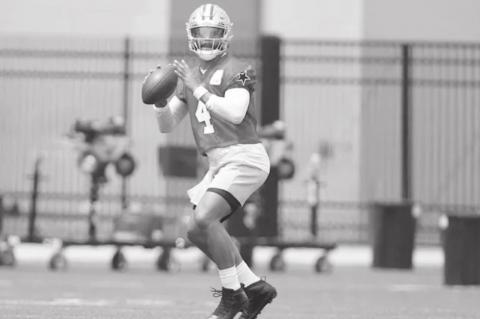 Prescott to be Full Go at Training Camp Next Month