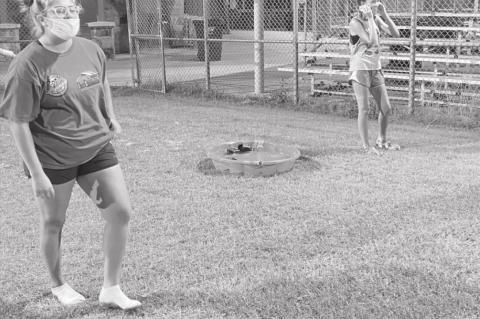 Seminole Lady Softball Hosted Midnight Madness