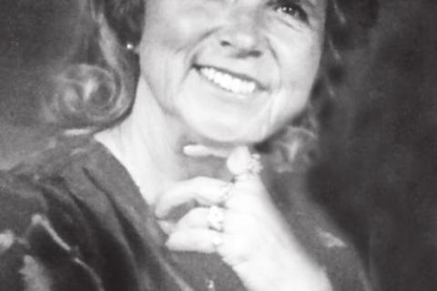 Melba Jean (Wells) Burton