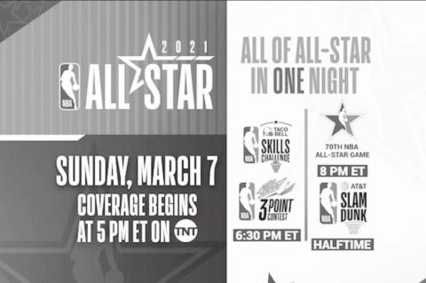 James and Durant Named All-Star Captains