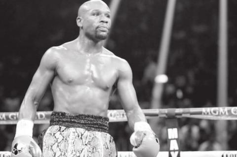 Mayweather, Paul Fight is Rescheduled