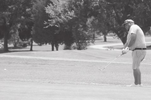 Butner Wins Championship Flight at Pokkecetu Golf Tournament