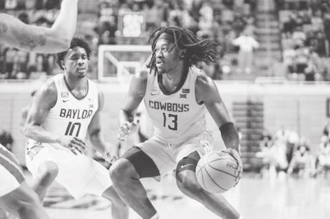 No. 2 Baylor Upsets Oklahoma State