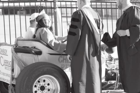Drive Thru Diplomas…