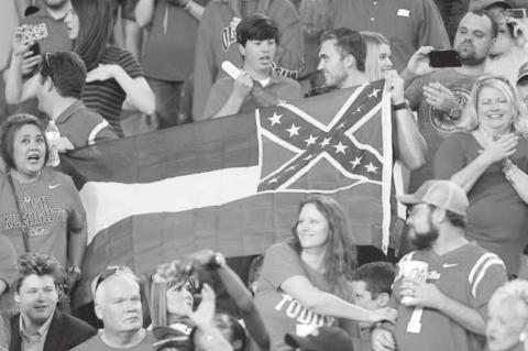 No Games in Mississippi Unless Flag Changes