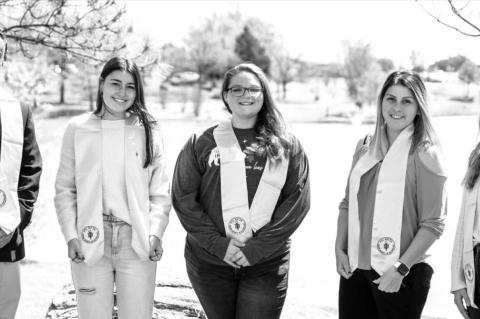 SSC Honor Society Inducts New Members