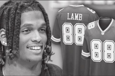 "CeeDee Lamb Wants to be ""Hall of Famer"""