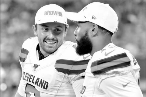 Mayfield Says More Action and Less Words