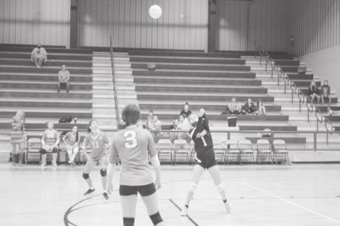 Seminole Chieftain Volleyball