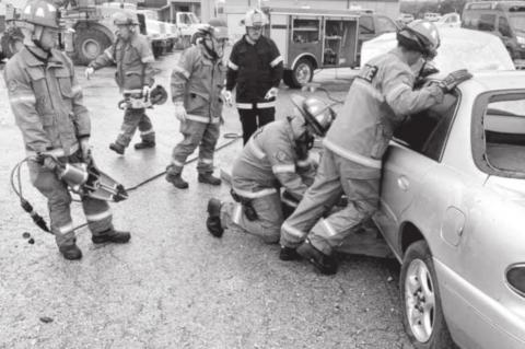 Safety Training…