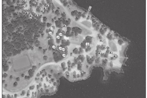 Sportsman Lake Map Improvements