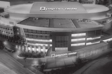 Thunder and Paycom Announce Naming Agreement