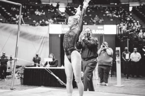 LSU Gymnast Could Be Top NIL Athlete