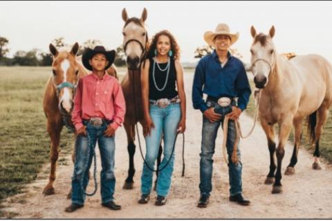 Seminole County Siblings Qualify for the National Finals Rodeo JR. World Championships