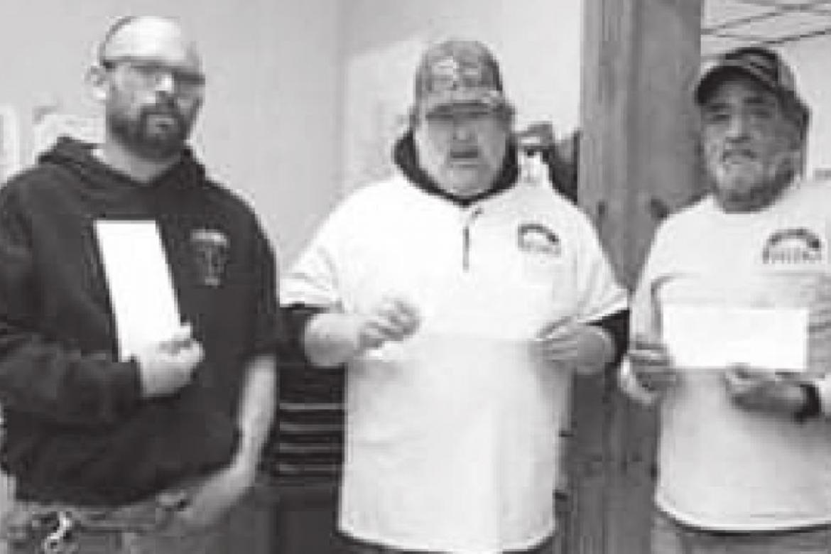 Konawa Chamber Honors City Workers For Braving Bone-chilling Temperatures