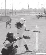 Seminole Lady Chieftain Softball Scrimmage Stratford